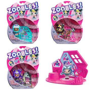 Zoobles Girl 1 Pack Assortment