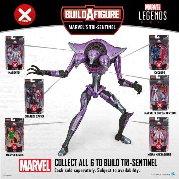 Marvel X Men Legends Assortiment