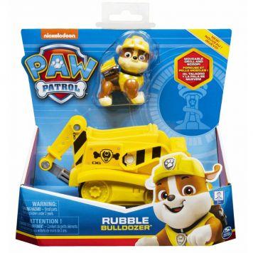 Paw Patrol Basic Vehicle Rubble