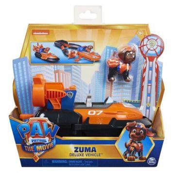 Paw Patrol The Movie - Zuma's Voertuig Deluxe