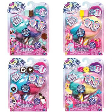 Candylocks Basic Doll 2 Pack Assorti
