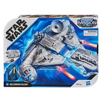 Star Wars Mission Fleet Millennium Falcon