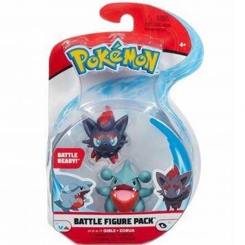 Pokemon  Battle Figure Pack Assorti Wave 5