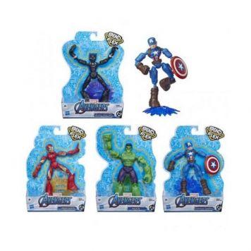 Marvel Avengers Bend 'n Flex Figuur 15 cm
