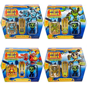 Ready2Robot Battle Pack Assorti