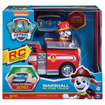 Paw Patrol Marshall R/C Fire Truck
