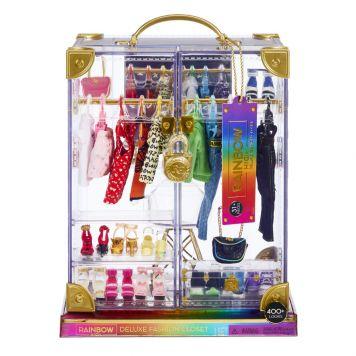 Rainbow High Deluxe Fashion Closet