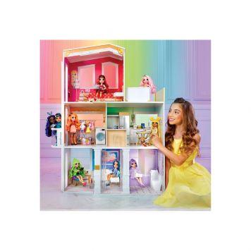 Rainbow High Fashion Dorm House