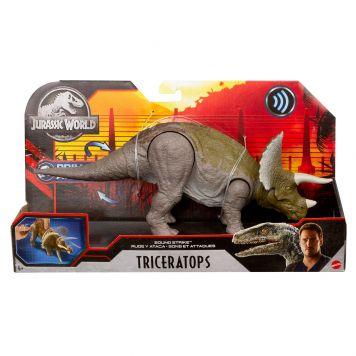 Jurasssic World Sound Strike Triceratops
