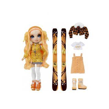 Rainbow High Fashion Winter Break Doll- Poppy  Rowan (Orange)