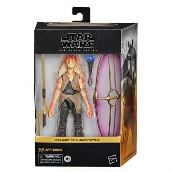 Star Wars Black Series Deluxe Figuur Jar Jar