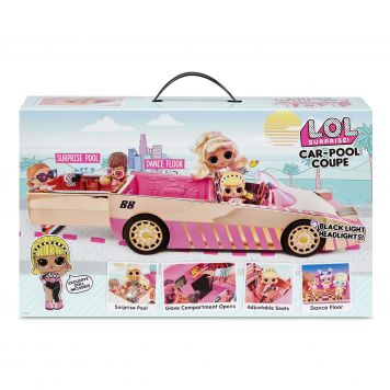 Lol Surprise Car With Doll