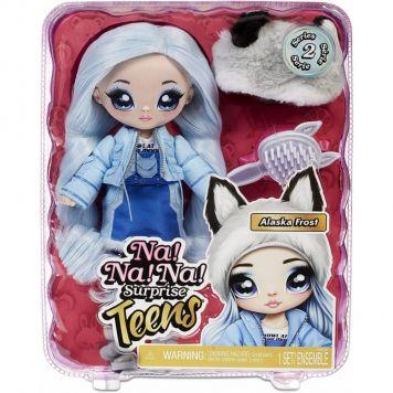 Na! Na! Na! Surprise Teens Doll - Alaska  Frost (Wolf)