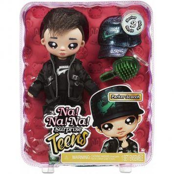 Na! Na! Na! Surprise Teens Doll - Parker  Scorch (Dragon Boy)