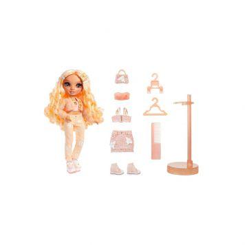 Rainbow High Fashion Doll- Peach