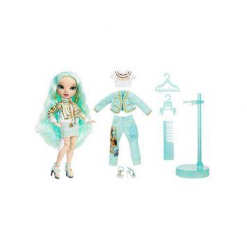 Rainbow High Fashion Doll- Mint