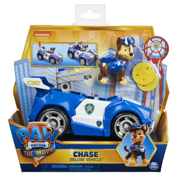 Paw Patrol The Movie - Chase's Voertuig