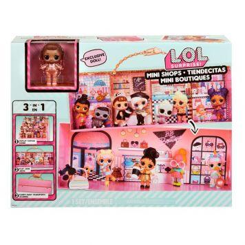 L.O.L. Surprise! Mini Shops Playset