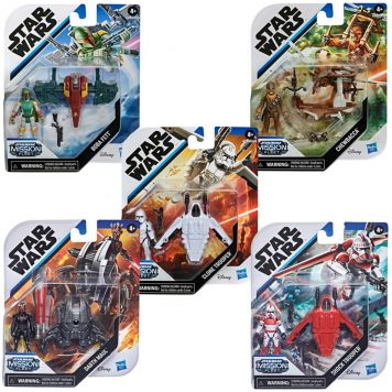 Star Wars Mission Fleet Expedition Class
