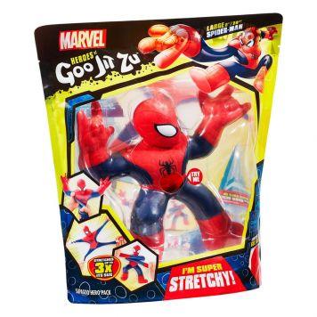 Goo Jit Zu Supergoo Spiderman