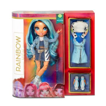 Rainbow Surprise Fashion Doll Skyler Bradshaw