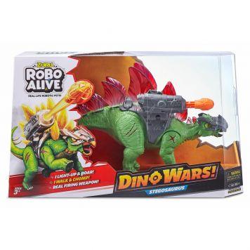 Zuru Robo Alive Dinosaurus Stegosaurus Glow In The Dark