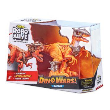 Zuru Robo Alive Dinosaurus Raptor Glow In The Dark