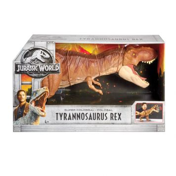 Jurassic World SPR Colossal T-Rex