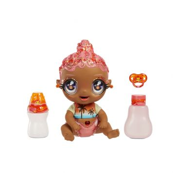 Glitter Babyz - Solana Sunburst Coral Pink