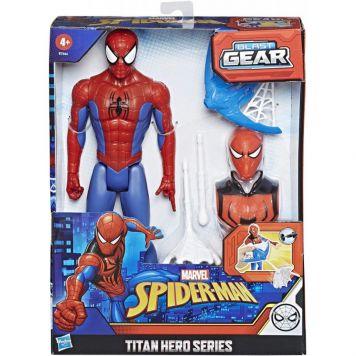 Marvel Avengers Titan Heroes Blast Gear Figuur  Spider-Man 30cm