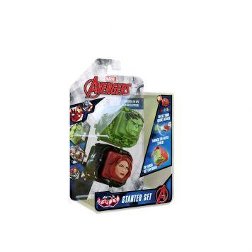 Marvel Battle Cubes Avengers Battle Set Assorti