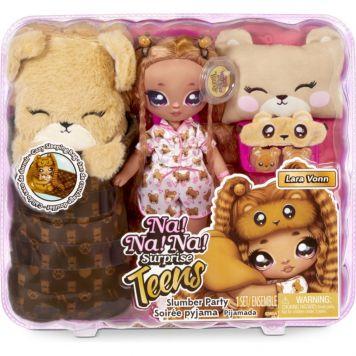 Na! Na! Na! Surprise Teens Slumber Party   Lara Vonn (Teddy Bear)