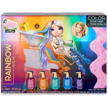 Rainbow Surprise Salon Playset