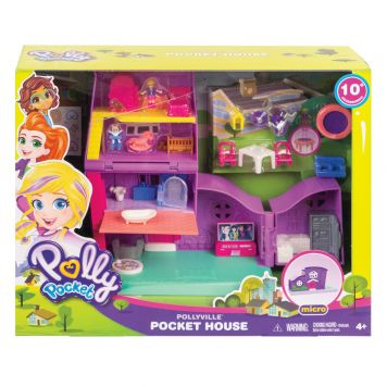 Polly Pocket Polly's Huis
