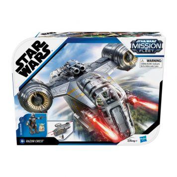 Star Wars Mission Fleet Mandalorian Razor Crest