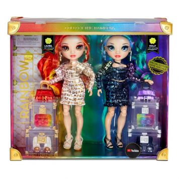 Rainbow High Twins
