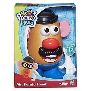 Mr. en Mrs. Potatohead Assortiment