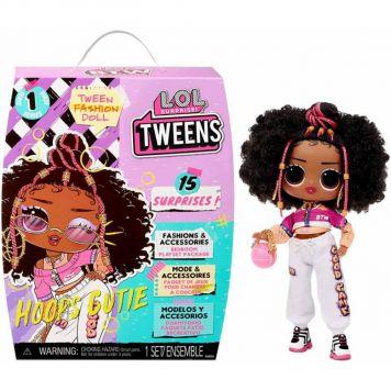 Lol Surprise Tweens Doll- Hoops