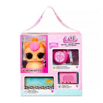 L.O.L. Surprise Big Pets - Neon Kitty