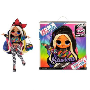L.O.L. Surprise! Omg Movie Doll- Style 3