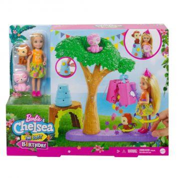 Barbie Chelsea's Verjaardagsfeestje