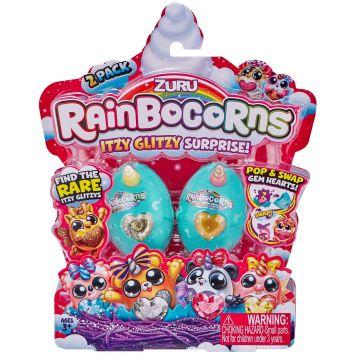 Rainbocorns Collectables Glitzy Assorti