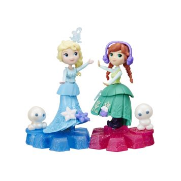 Frozen Mini Doll With Basic Feature Assorti