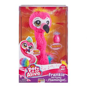 Zuru Pets Alive Dansende Flamingo Franky
