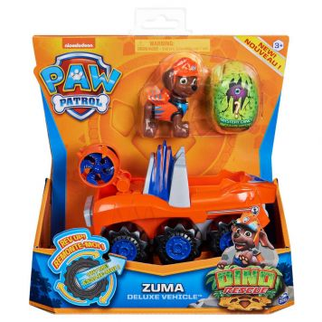Paw Patrol Dino De Luxe Themed Vehicle Zuma