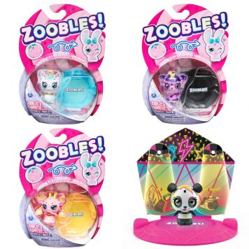 Zoobles 1 Pack Assortment
