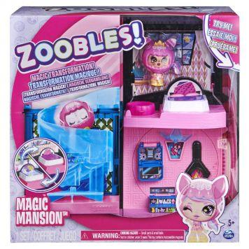 Zoobles Magic Mansion Playset