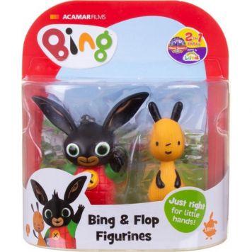 Bing Figuren Set 2-Pack Bing En Flop