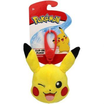 Pokemon Clip On Plush Assorti