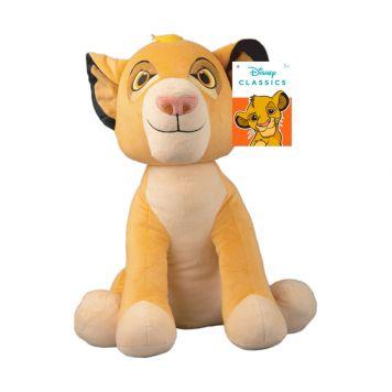 Disney Pluche Simba 50 Cm Met Geluid